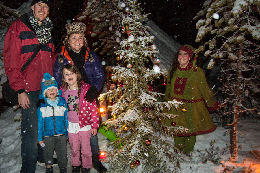 Lapland Christmas An Evening With The Elves