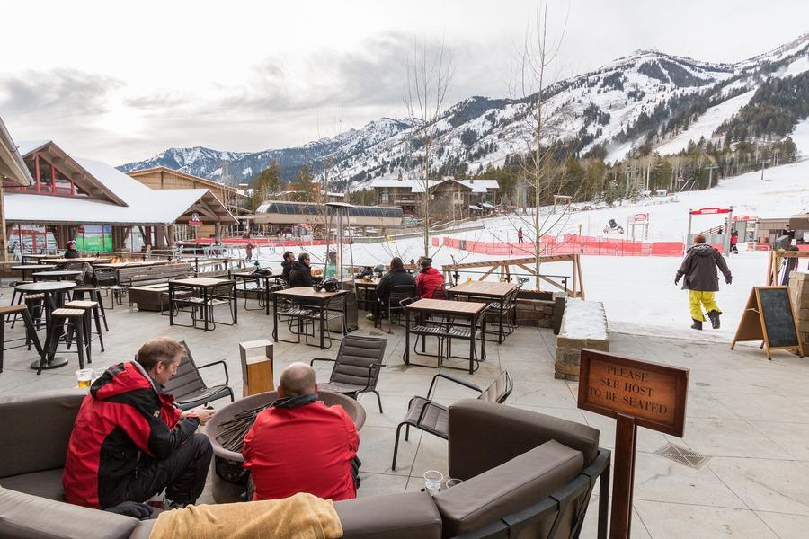 jackson ski resort