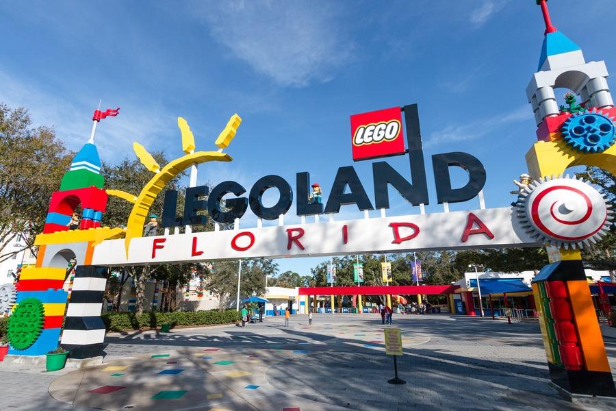 Unveiling The New LEGO Movie At LEGOLAND Florida