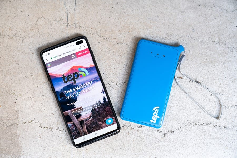 Best Portable WiFi Hotspot For Travel In 2019