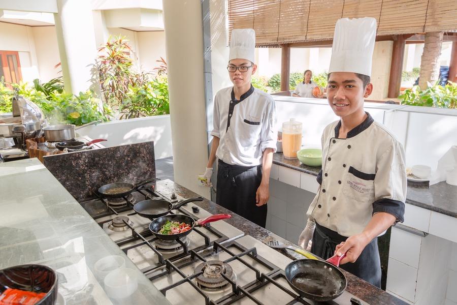 Grand Mirage Bali Room Service Menu