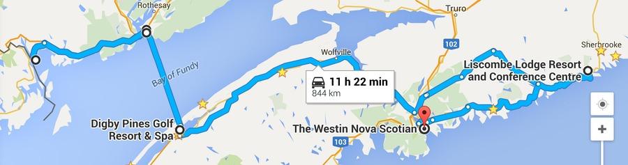 2 Week Nova Scotia Road Trip PLUS A Little Slice of New Brunswick
