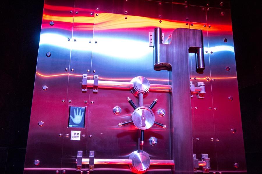 It S A Little Vault Room Inside The Box