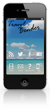 Travel With Bender mobile app