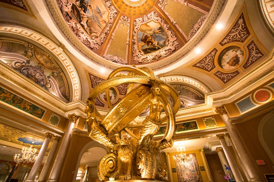 Help i m trapped in the venetian las vegas for Architectural design concepts las vegas