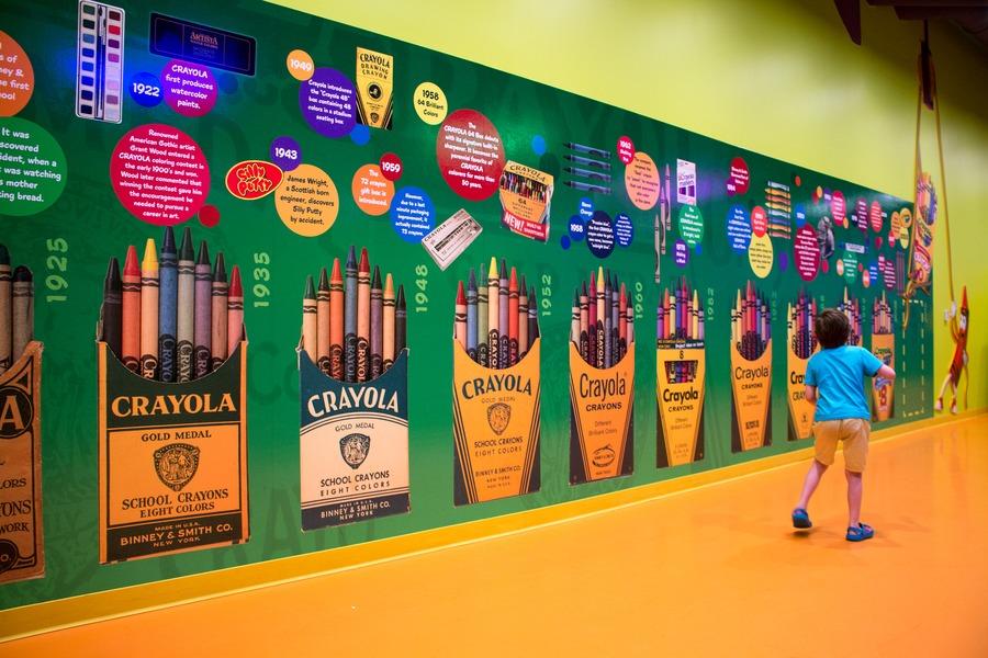 Crayola Experience Orlando: When You Need To Escape Florida\'s Theme ...