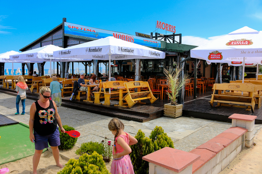 Don T Eat Anywhere In Sunny Beach Bulgaria Until You Ve