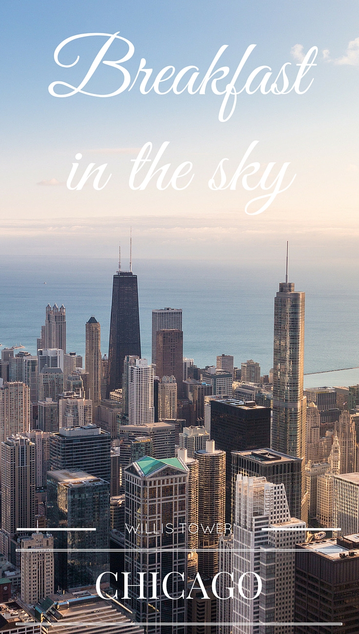 Breakfast In The Sky At Willis Tower