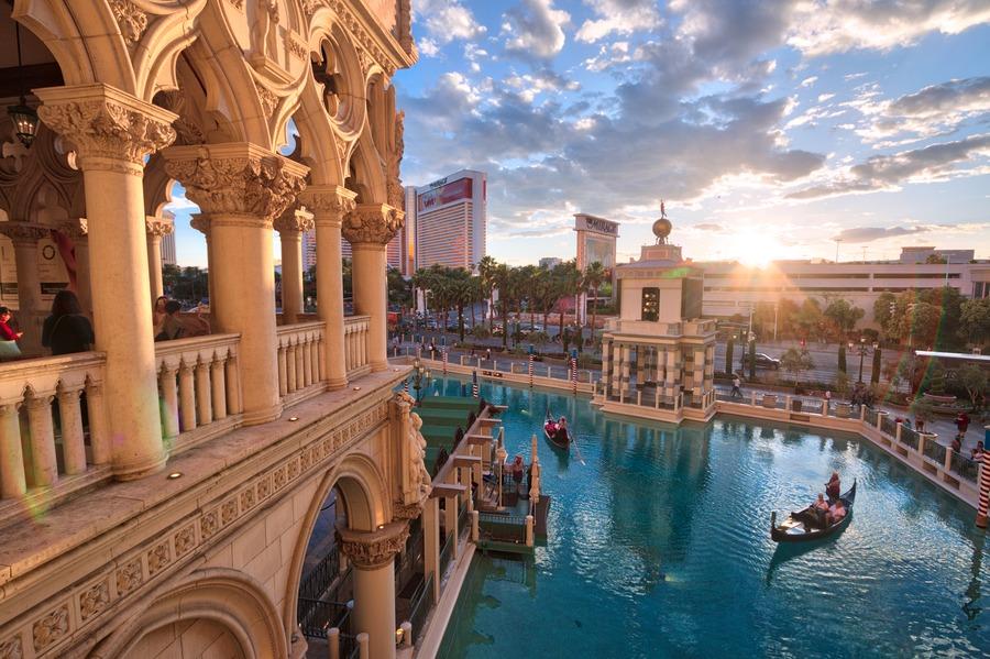 I M Tred In The Venetian Las Vegas