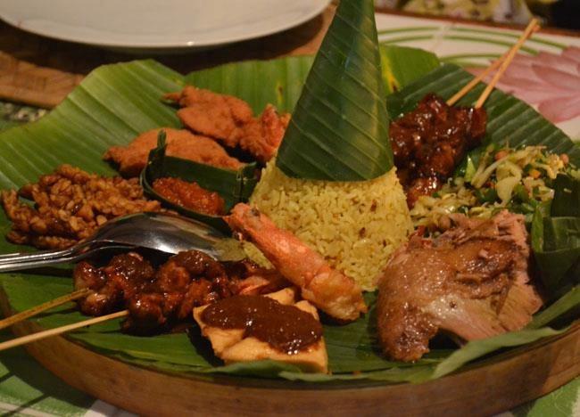 Best Indonesian Food In Legian Bali