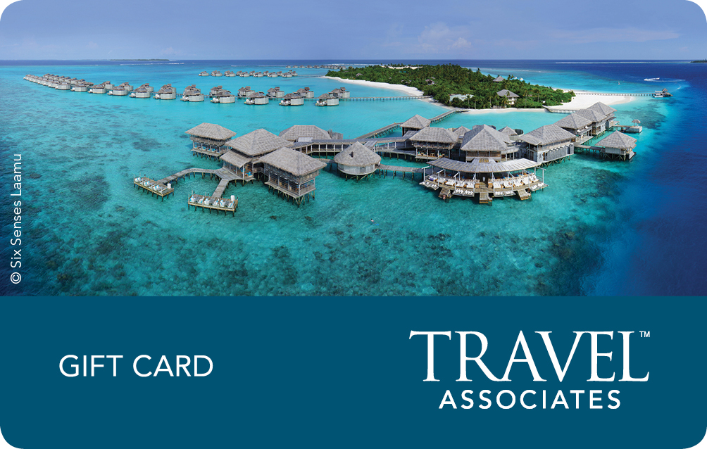 200 Gift Voucher For Travel Associates Australia