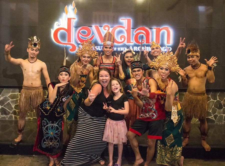 Learn to dance balinese ubud