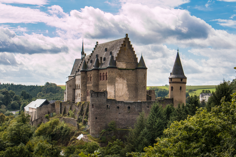 Visiting luxembourg accommodation transport food attractions - Tourist office luxembourg ...