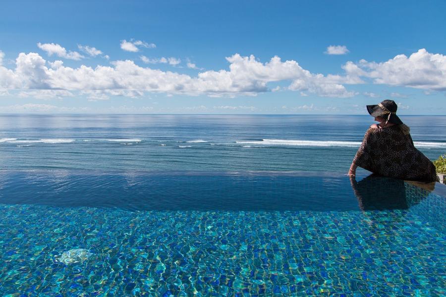 Beautiful Ocean Views 33 stunning photos of bali's most beautiful luxury beachside resort