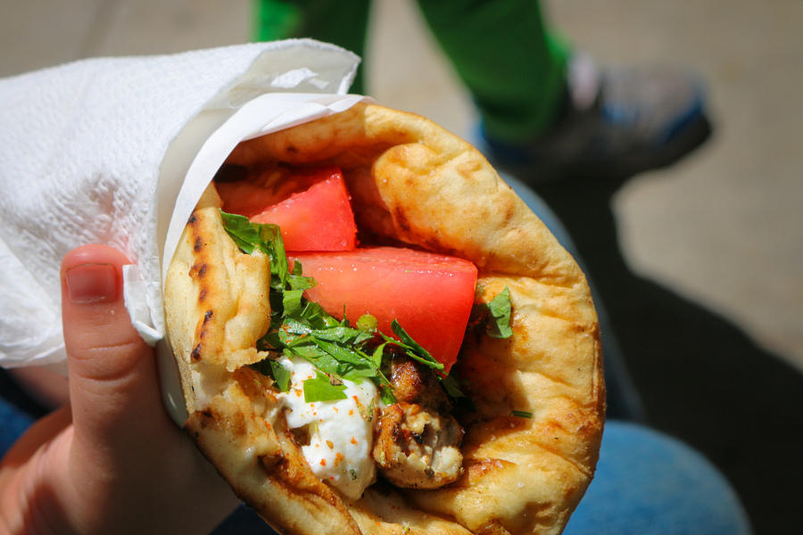 Food To Eat In Athens Greece