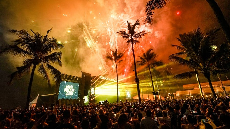Win 2 Tickets To Bali's Biggest New Years Eve Party (And Party With Me!)