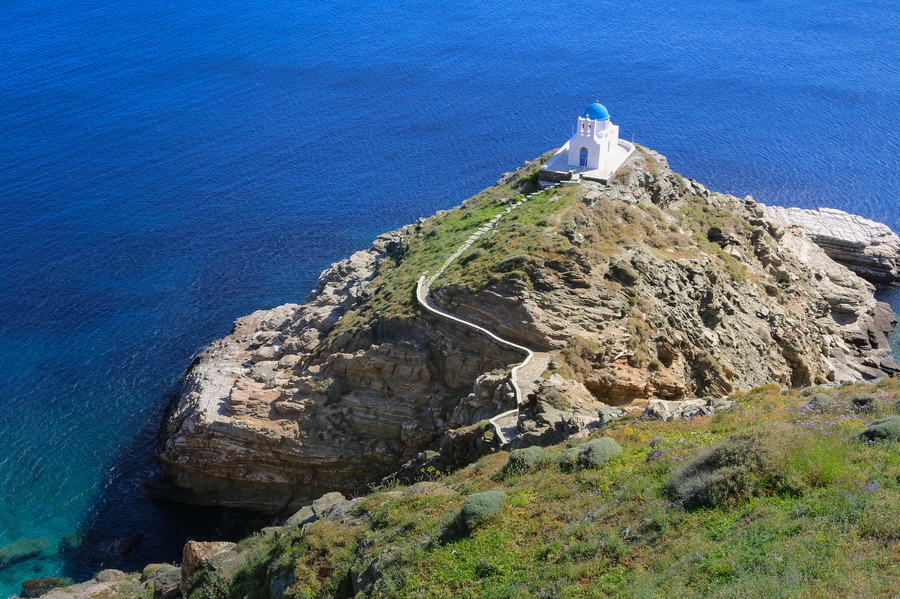 My Life Changing Experience On Sifnos Greece