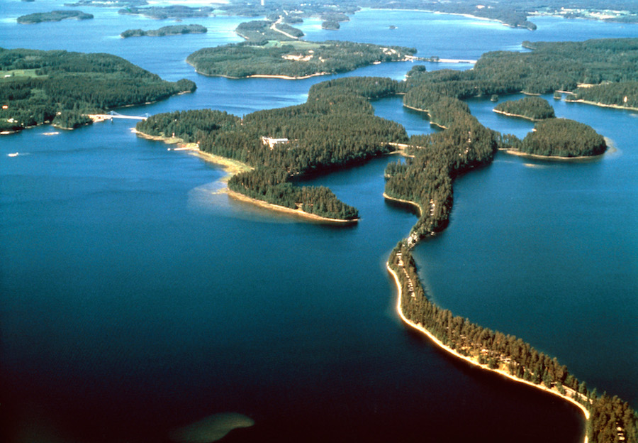 Checking Out Finland Country Of The Thousand Lakes