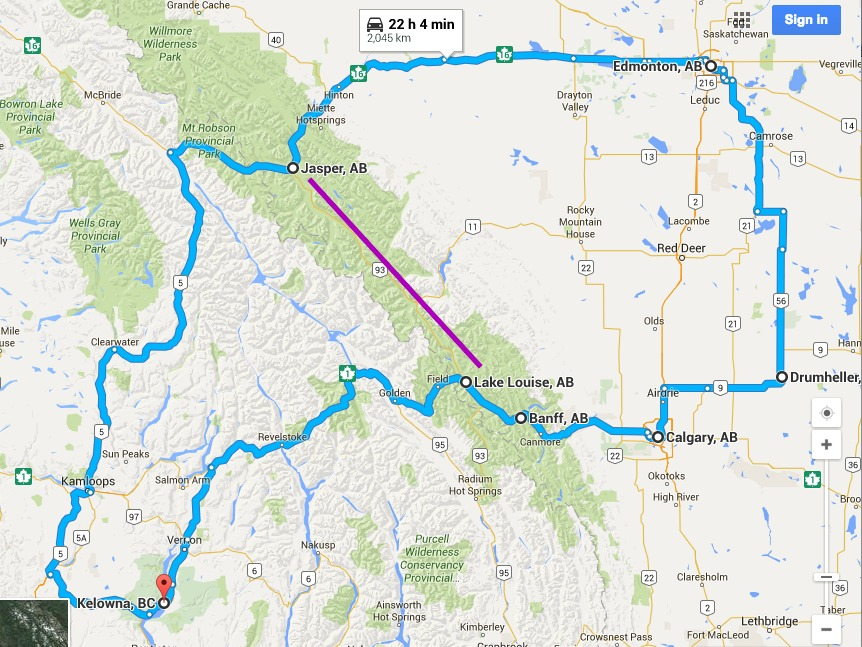 The Ultimate Alberta Road Trip Guide How To See Alberta