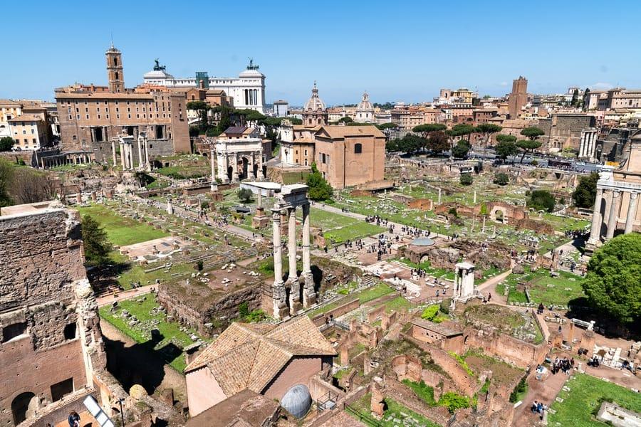 Rick steves rome map pdf