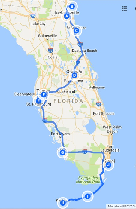 The Ultimate Florida Road Trip Guide North To South In 2