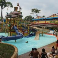 Xocomil, Water Park