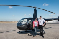 Melbourne's Helicopter Tour: 1 Step To Feel Like a Celebrity