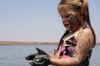 The Dead Sea - Kid's Worst Nightmare or Dream Come True?