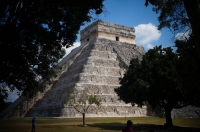 Finally... The Famous Mayan Chichen Itza