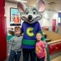 5 Reasons to Take a Break At Chuck E. Cheese's