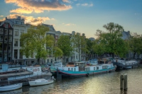 Holiday On A Houseboat in Amsterdam: It's The Pirate's Life For Me