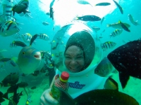 Seawalker Bali: Imminent Death Or Adventure Holiday Highlight?