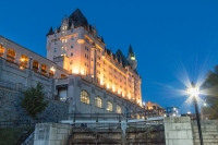 Fairmont Château Laurier: Where Fairytales Do Come True