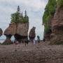 Hopewell Rocks With Kids: Educational AND Muddy (PLUS Bay Of Fundy Day Trip)
