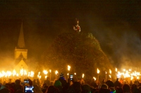 Brockham Bonfire: The Best Night Out For Burning Guy Fawkes