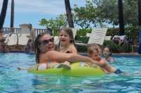 Waterslide Fun at San Juan Marriott Resort & Our Surprising Visit to Chuck E Cheese