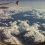 Simple Pleasures: Flying Over Europe