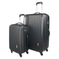 Win A 2-Piece Hard-Shell Luggage Set