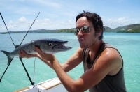 Fishing in Western Puerto Rico with the Barracuda Whisperer