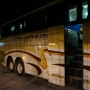 The Overnight Bus from Flores to Antigua, Guatemala