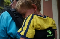 Can a 3 Year Old Enjoy a Manduca Baby Carrier?