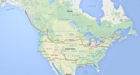 #motherofallroadtrips: A Year Around US & Canada