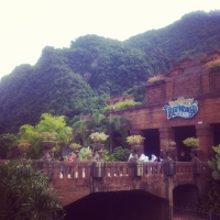 Lost in the Lost World of Tambun