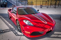 Behind The Wheel Of A Ferrari F430 Scuderia