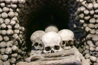 The Uber Creepy Bone Chapel Of Kutna Hora