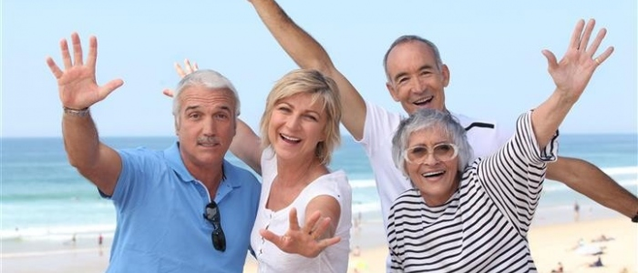 Vacation ideas for elderly parents