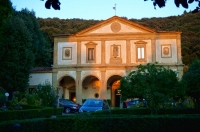 Romance, Magic and History… With Kids: Villa San Michele Florence