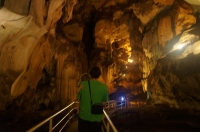 Exploring the Cave of Gua Tempurung