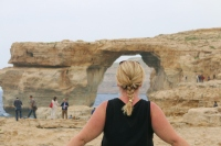 Gozo With The Hop On Hop Off Bus - Plus The Azure Window (Part 1)