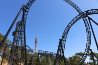 Adventure World And The Roller Coaster That Can Rival Disneyland's